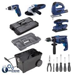 مجموعه ابزار آلات برقی آینهل