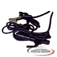 انبر جوش + انبر اتصال + کابل جوشکاری (8متر)