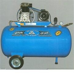 پمپ باد 450 لیتری مفیدی