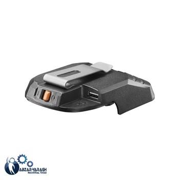 رابط باطری 18 ولت آاگ به USB